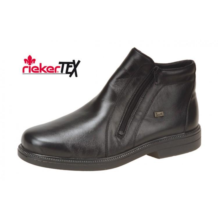 Ботинки Rieker  37460-00 черные