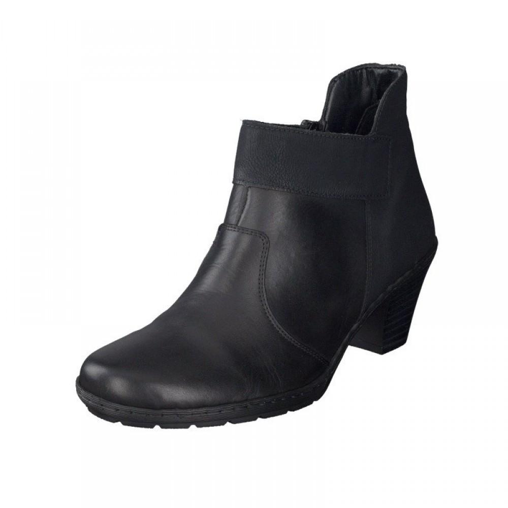 Ботильоны Rieker 77171-00 черные