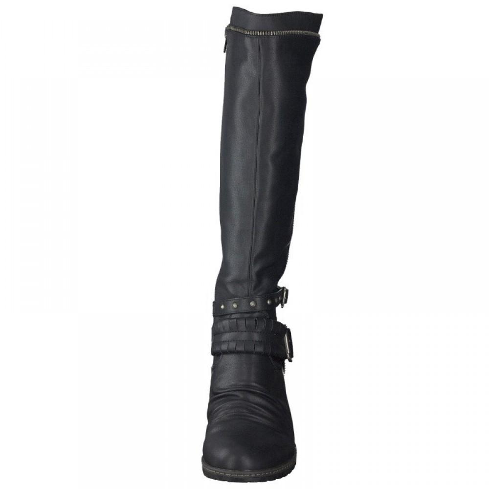 Сапоги Rieker 92854-00 черные