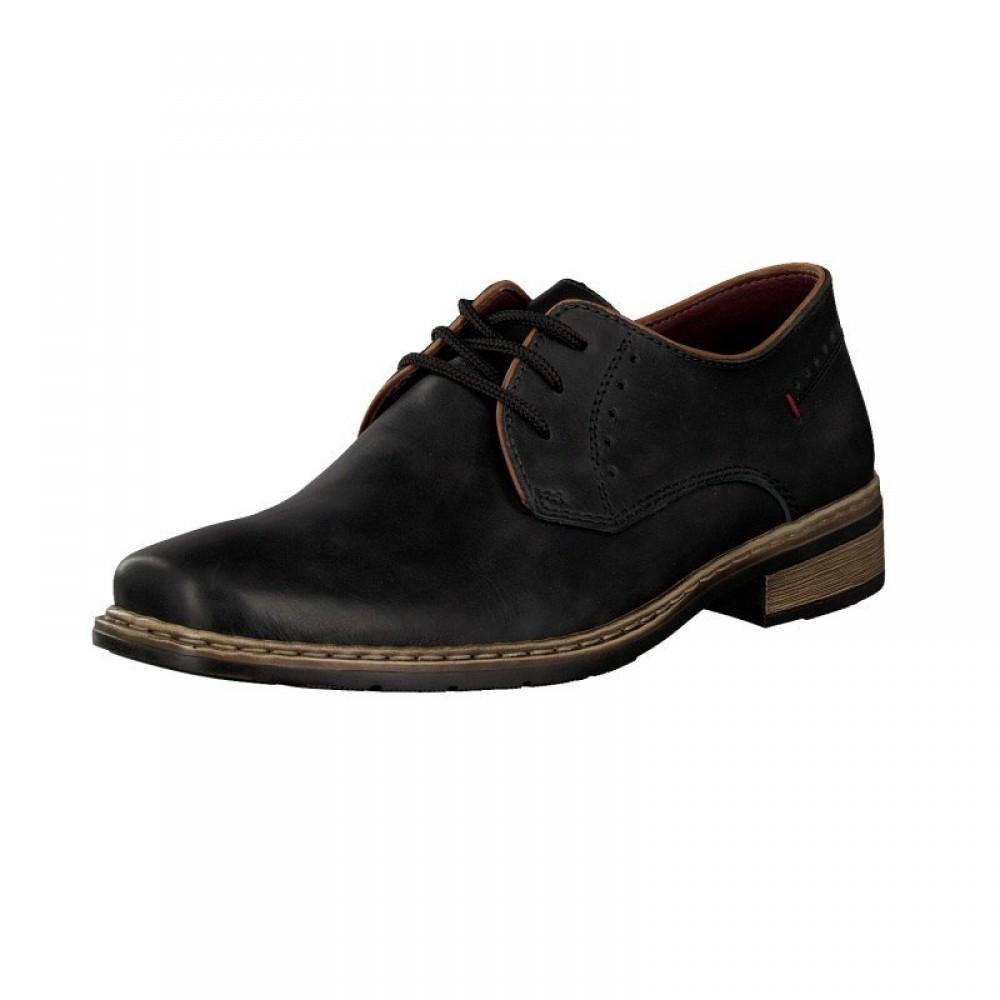 Туфли мужские Rieker 10822-01 черные