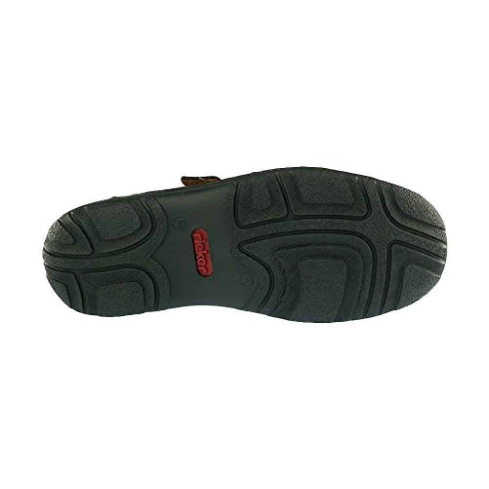 Ботинки Rieker 12974-26 коричневые