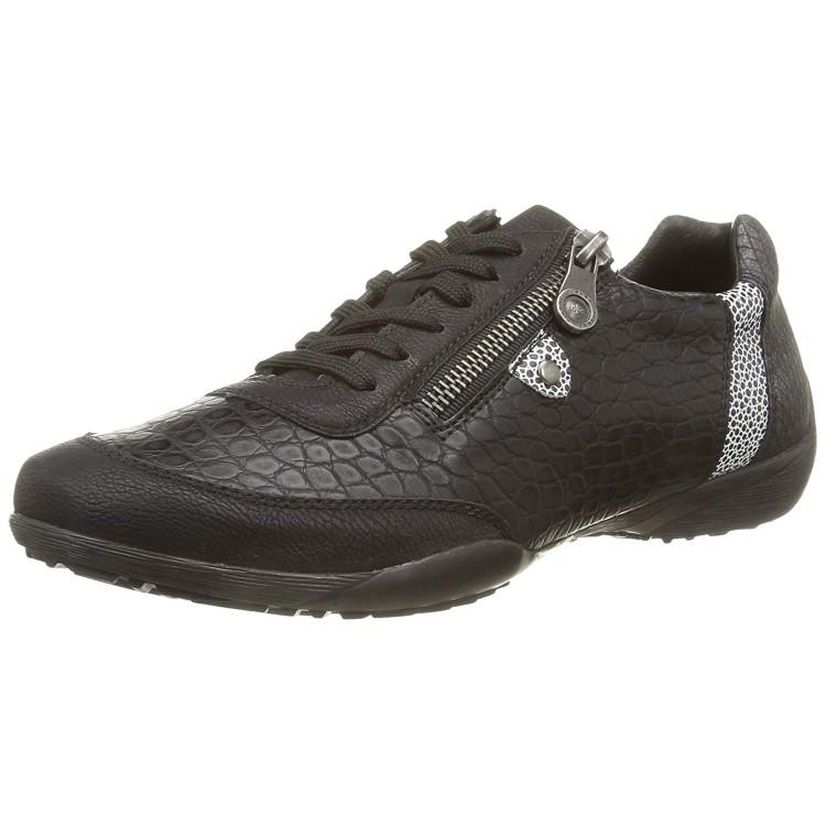 Кроссовки Rieker 45221-01 черные