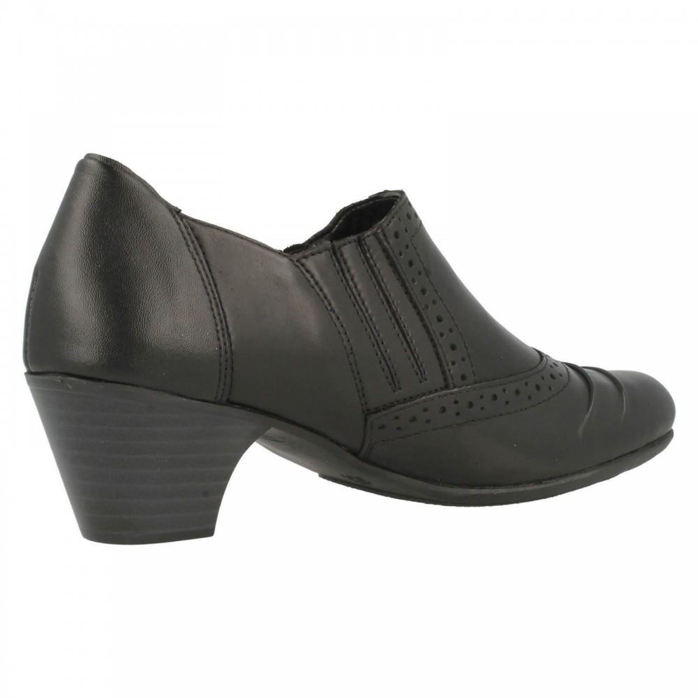 Туфли Rieker 50560-00 черные