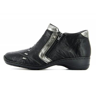 Ботинки Rieker 58360-00 черные