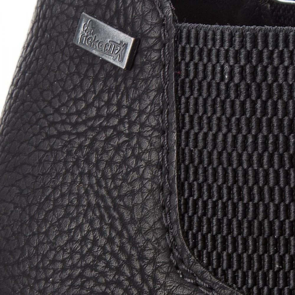 Ботинки Rieker L7190-00 черные