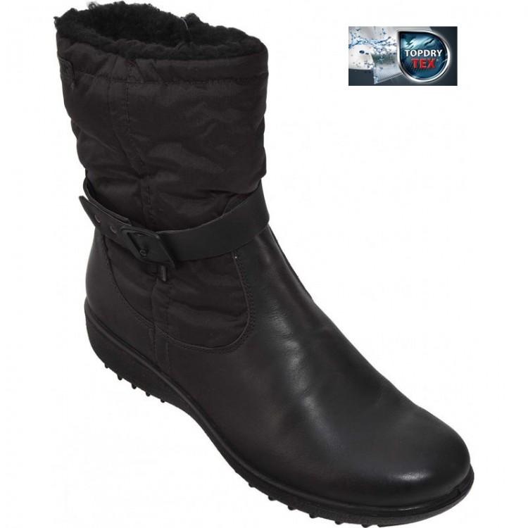Сапоги женские Romika 35124 PL17 100 Nadja 124 черные