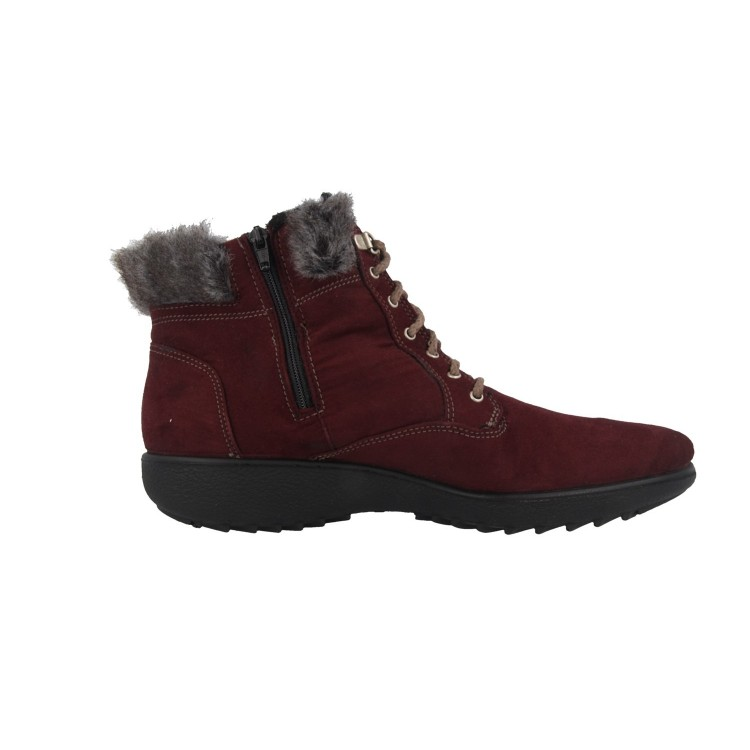 Ботинки Romika Nadja 122 красные