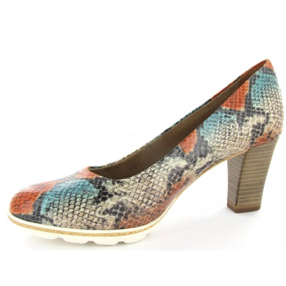 Туфли Tamaris 1-22402-26 разноцветные