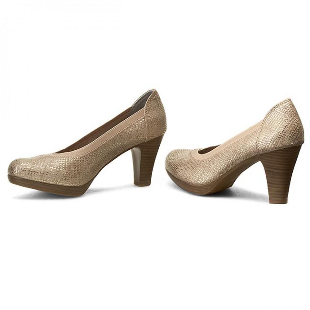 Туфли Tamaris 1-22418-26 золотистые
