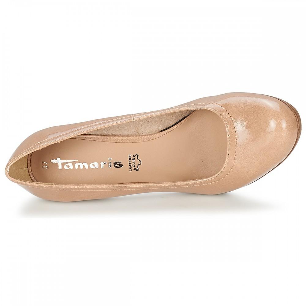 Туфли Tamaris 1-22435-24 бежевые