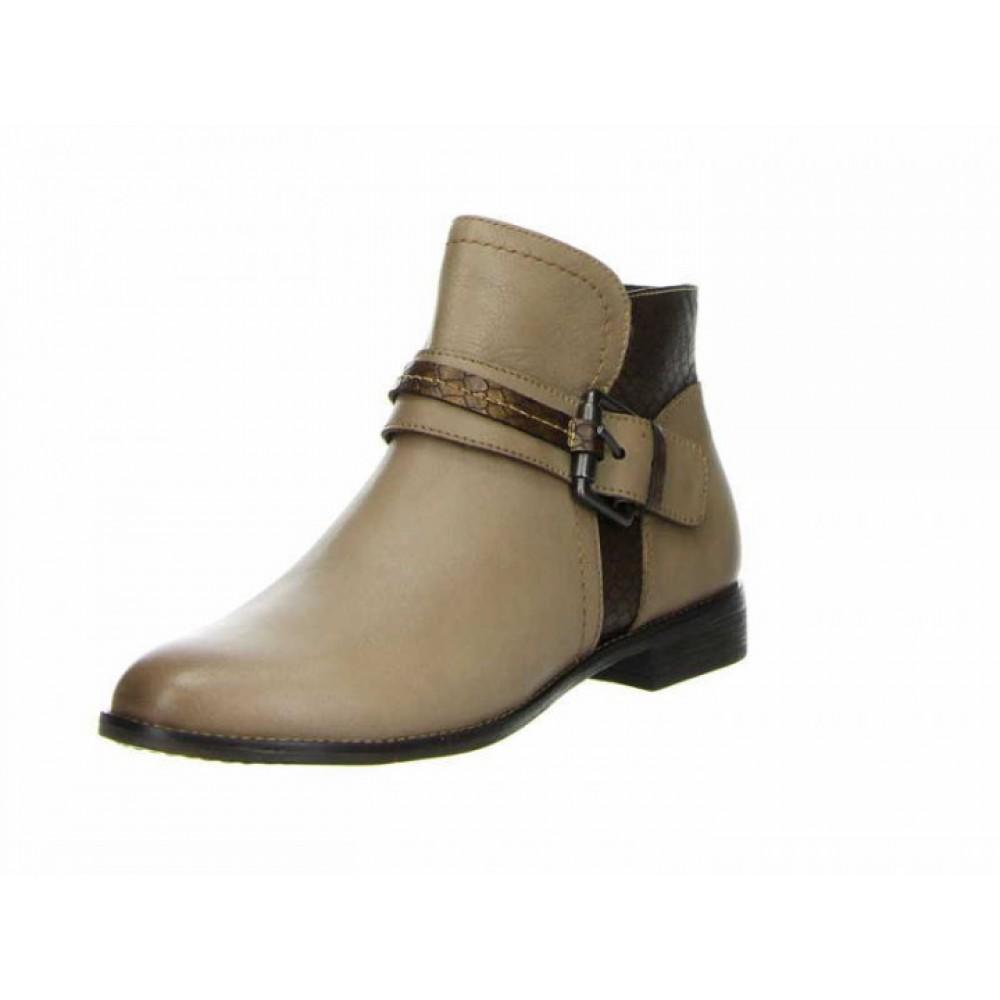 Ботинки Tamaris1-25304-25 бежевые