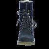 Ботинки Tamaris 1-26443-27 темно синие на шнуровке
