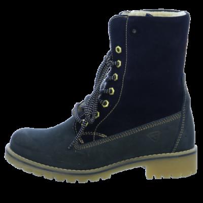 Ботинки Tamaris 1-26443-27 темно синие