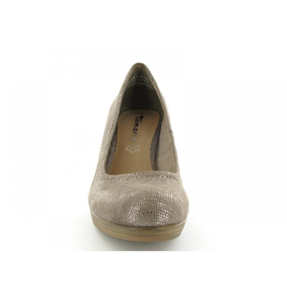 Туфли Tamaris 1-22409-24 коричневые