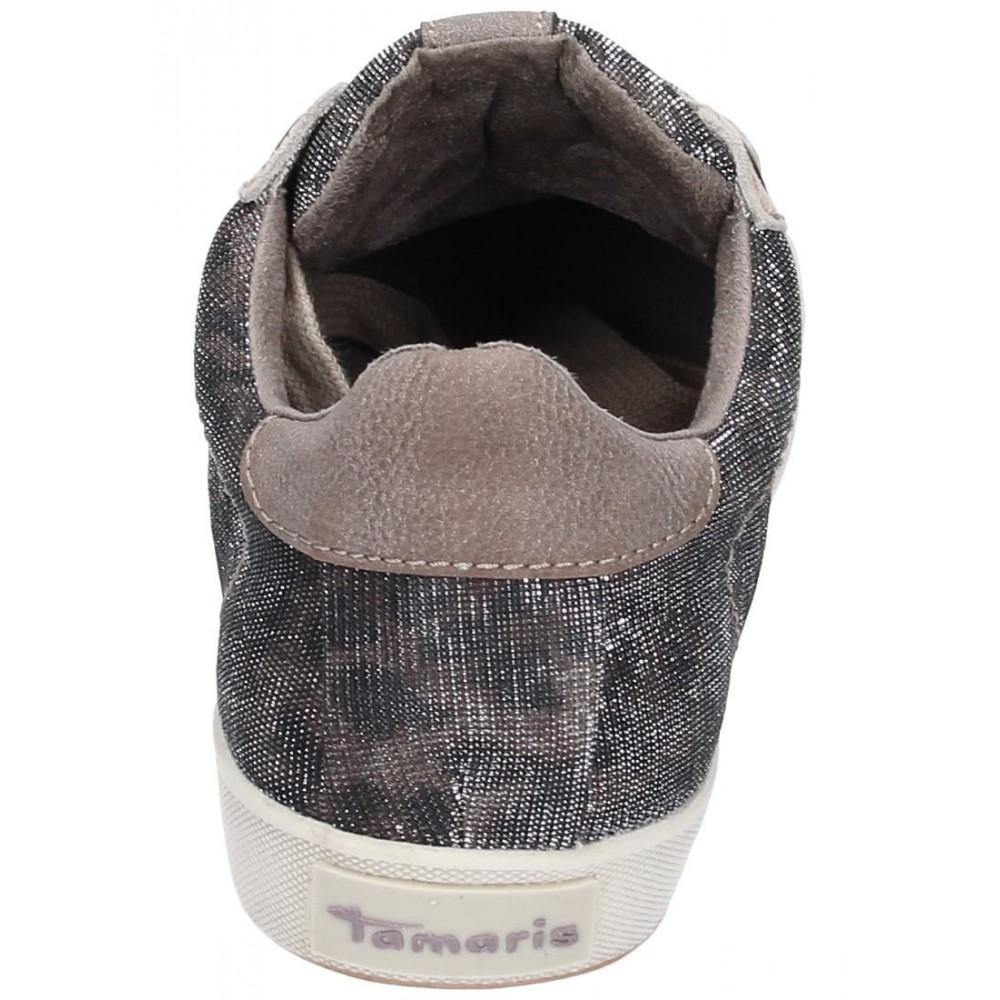Кеды Tamaris 1-23600-24 серые