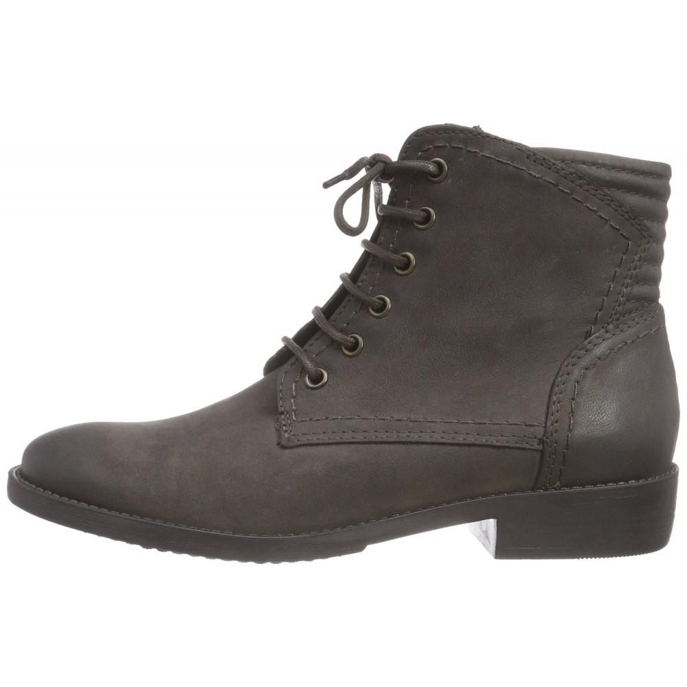 Ботинки женские Tamaris 1-1-25118-25-339 темно коричневые