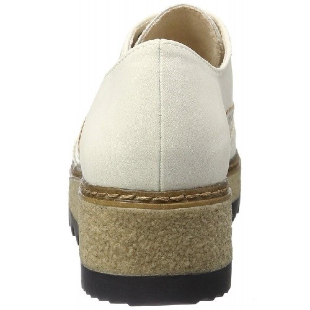 Туфли криперы Tamaris 1-23698-37 бежевые