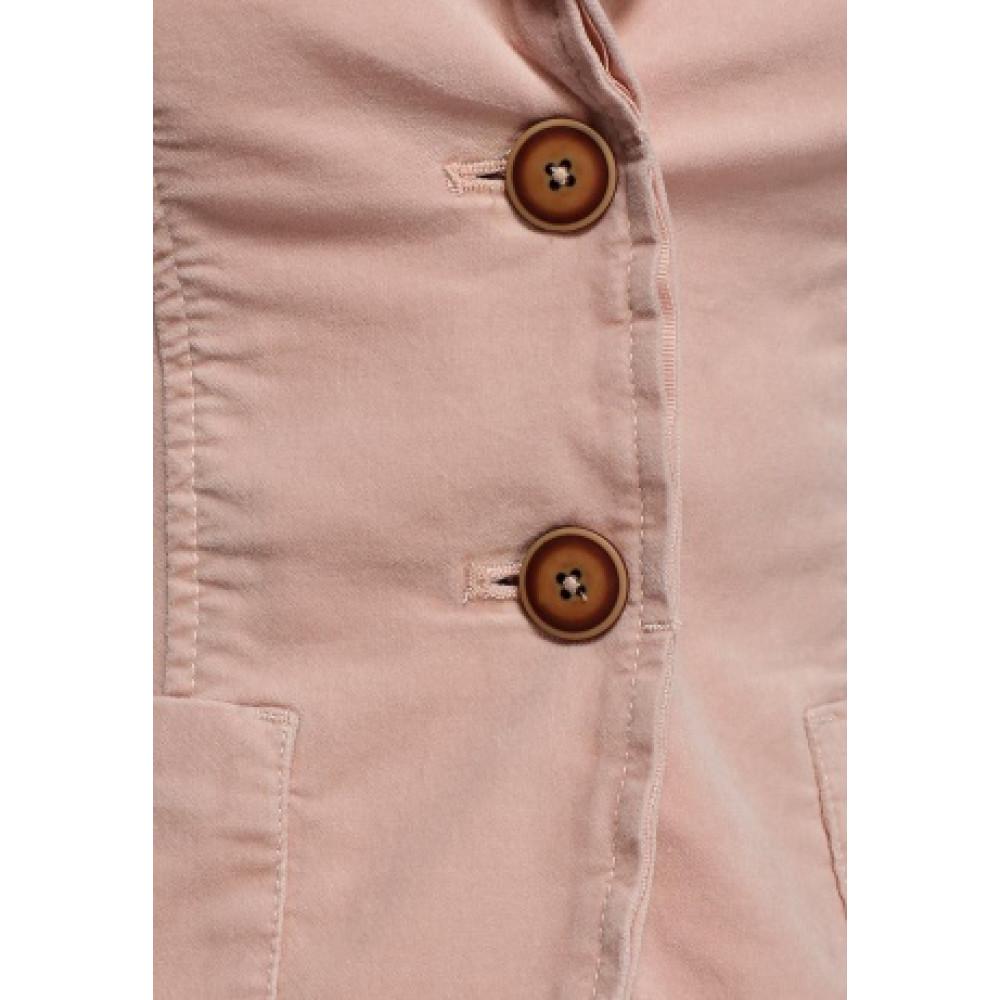 Жакет вельветовый Tom Tailor  3921783.00.70 розовый