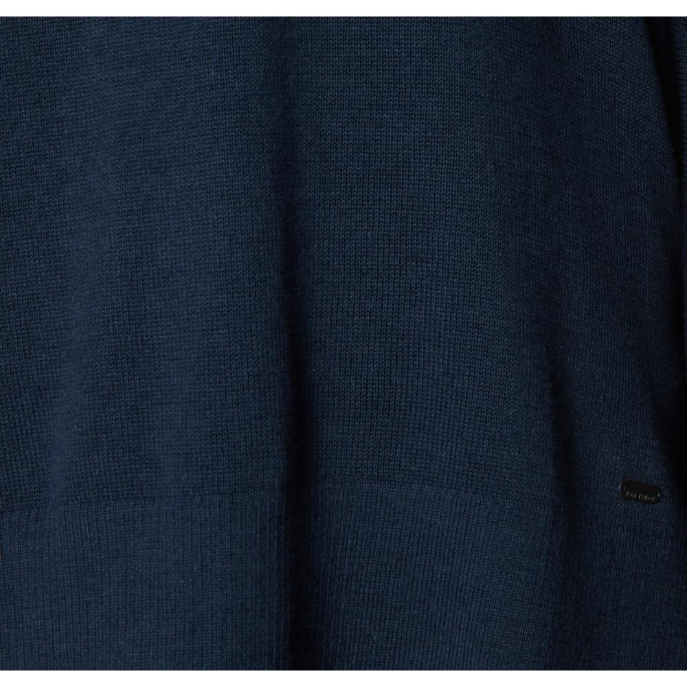 Пончо женское Tom Tailor 3019045.00.79 темно синее