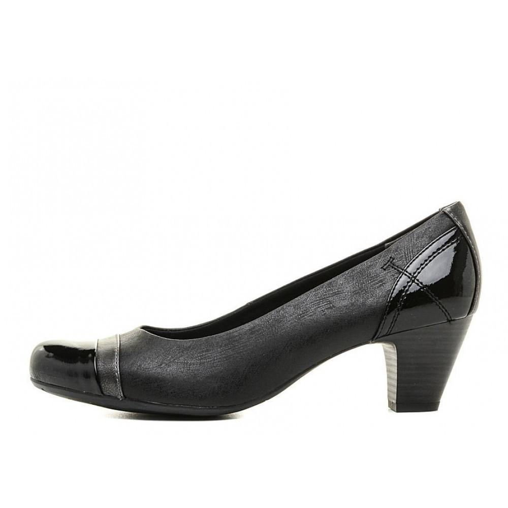 Туфли Jana 8-22301-25 серые
