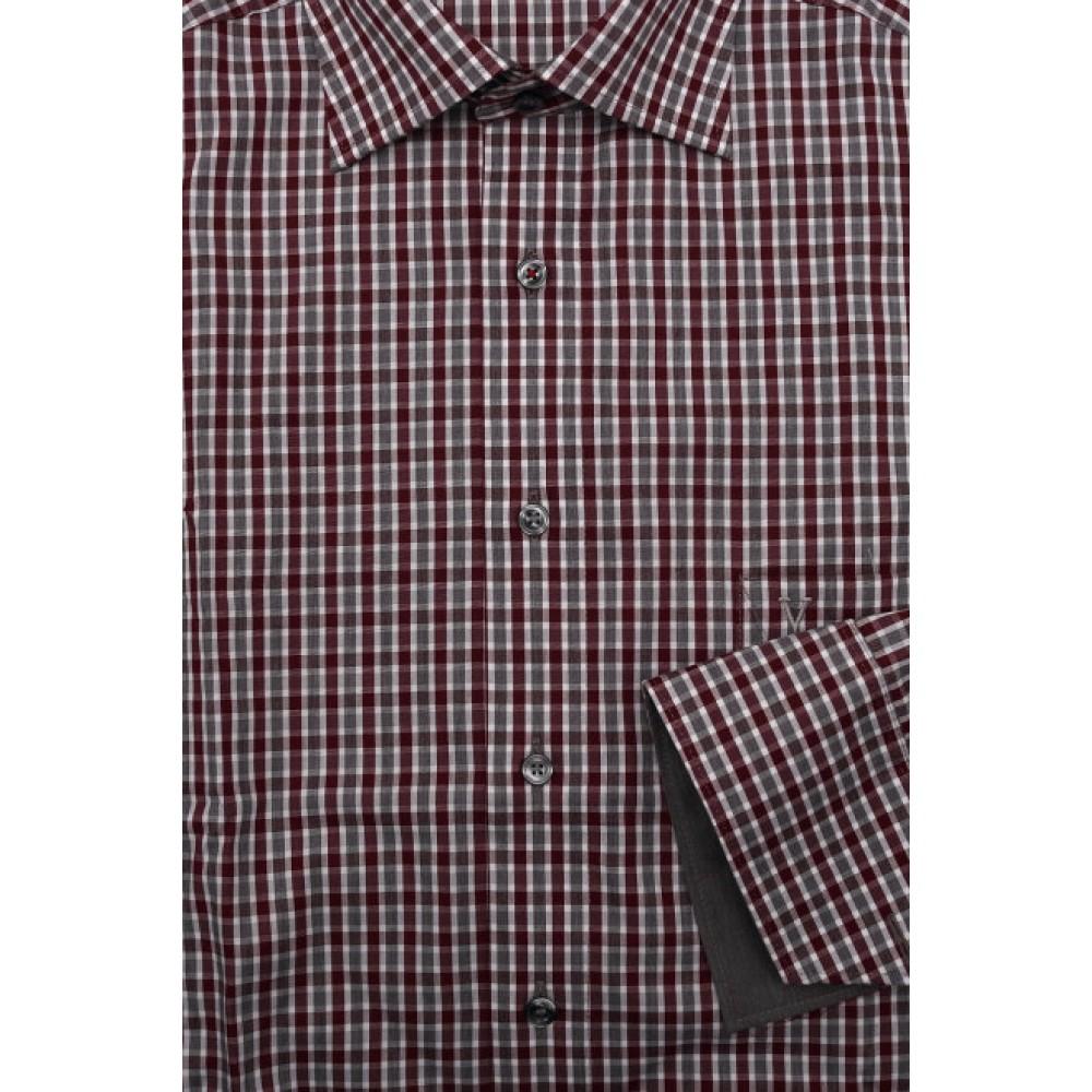 Рубашка мужская Marvelis Modern Fit 2742-64-38 разноцветная