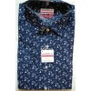 Рубашка Marvelis Modern Fit 3772-12-18 синяя