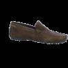 Мокасины замшевые Montega 1463765071 коричневые