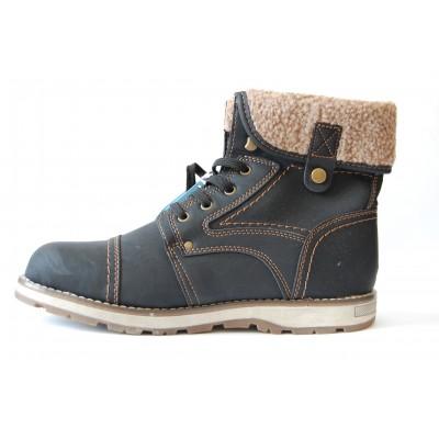 Ботинки Montega 2954810671 темно синие