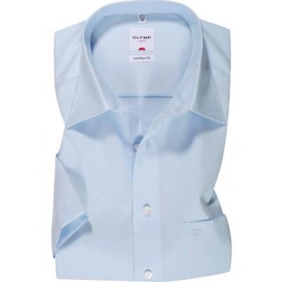 Рубашка мужская Olymp Luxor Comfort Fit 0250-12-15 голубая