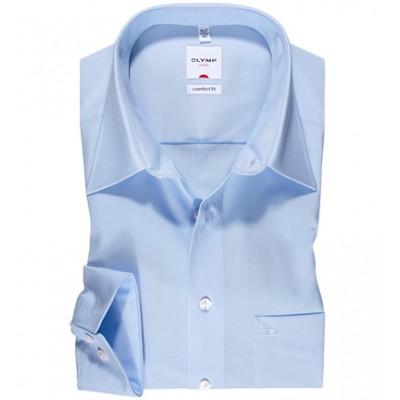 Рубашка мужская Olymp Luxor Comfort Fit 0250-58-15 голубая