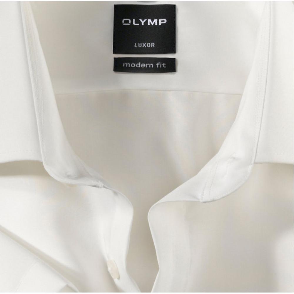 Рубашка Olymp Luxor Modern Fit 0300-12-21 бежевая