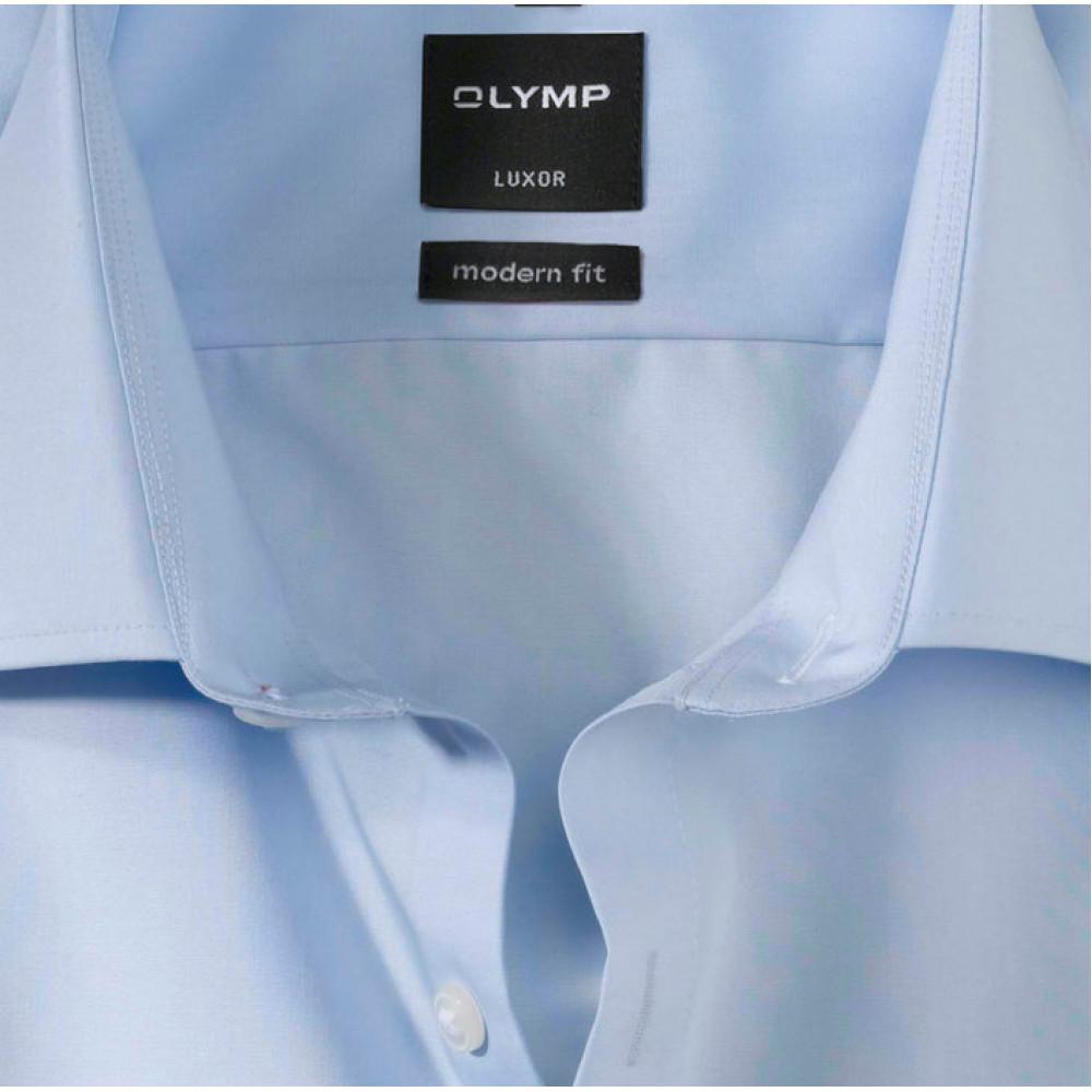 Рубашка Olymp Luxor Modern Fit 0300-64-15 голубая
