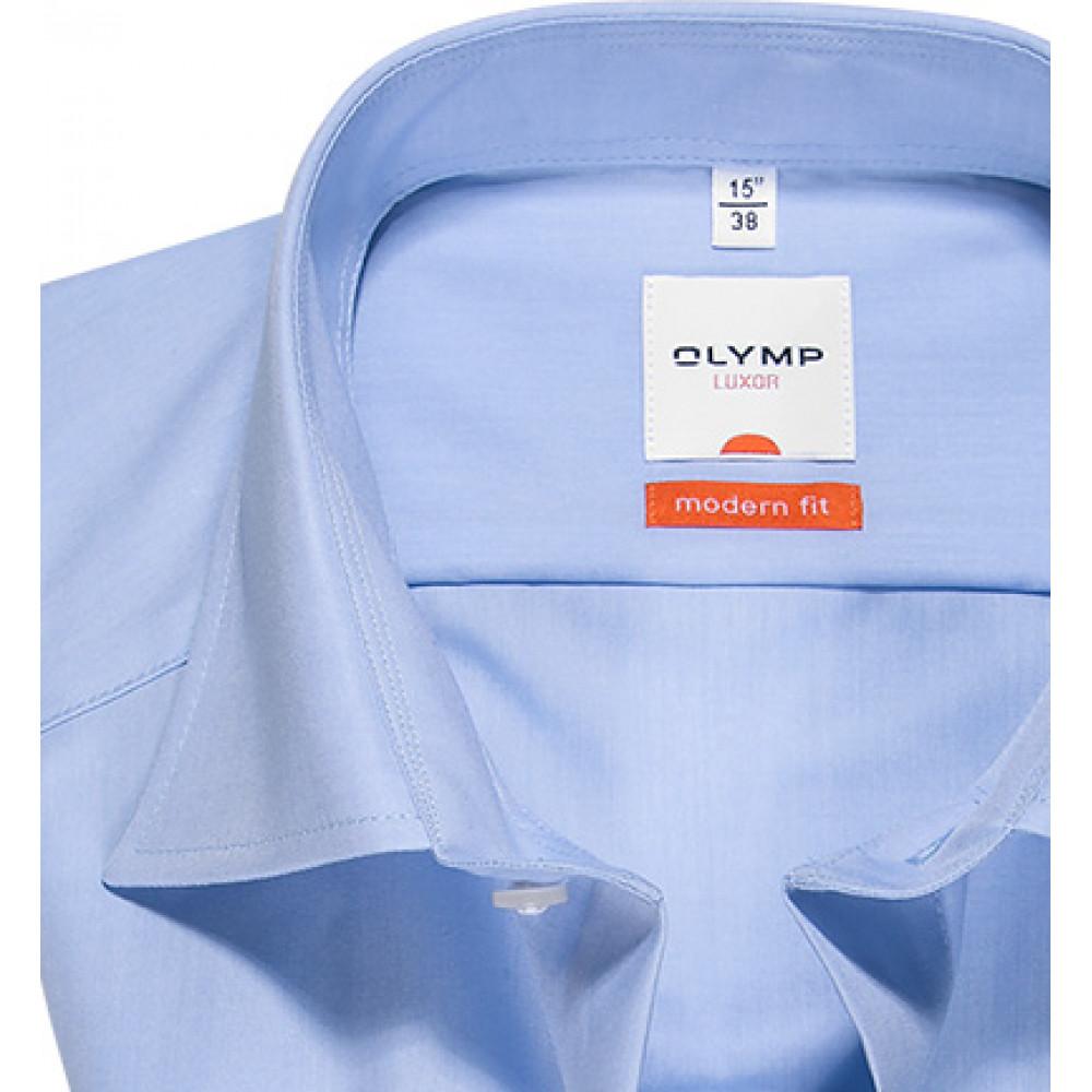 Рубашка Olymp Luxor Modern Fit 0304-64-11 голубая
