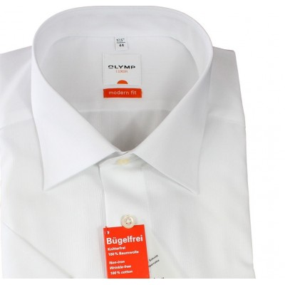Рубашка Olymp Luxor Modern Fit 0306-12-00 белая