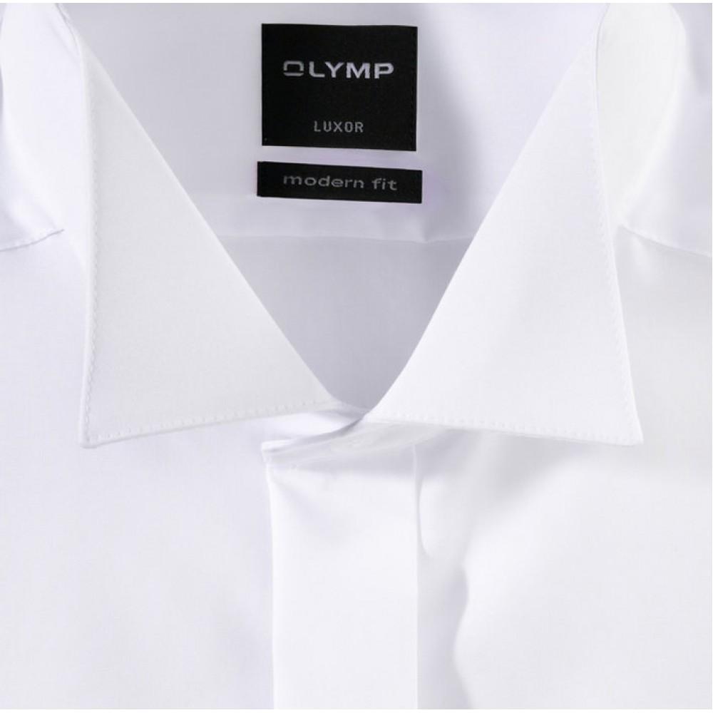 Рубашка Olymp Luxor Modern Fit 0395-65-00 белая