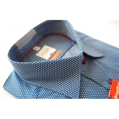 Рубашка Olymp Luxor  Modern Fit 1324-64-19 синяя