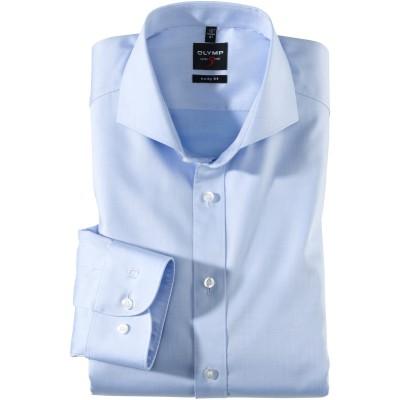 Рубашка мужская Olymp Level Five Body Fit 2007-64-11 голубая