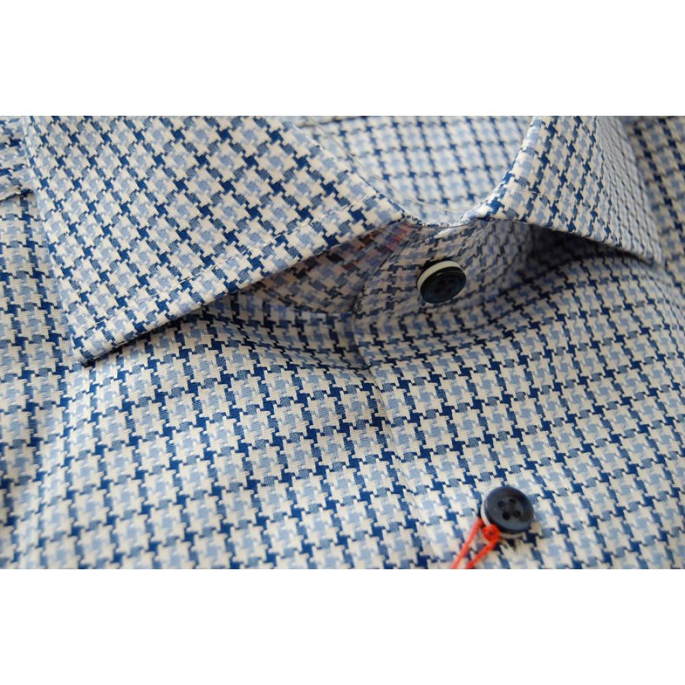 Рубашка мужская Olymp Luxor  Modern Fit 2360-64-11 голубая
