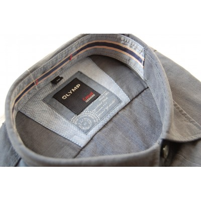Рубашка Olymp 2410-64-62 серая