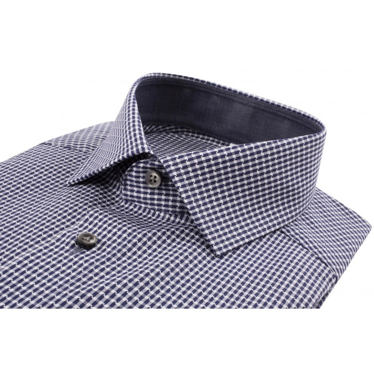 Рубашка Olymp Luxor  Modern Fit 3380-64-18 синяя