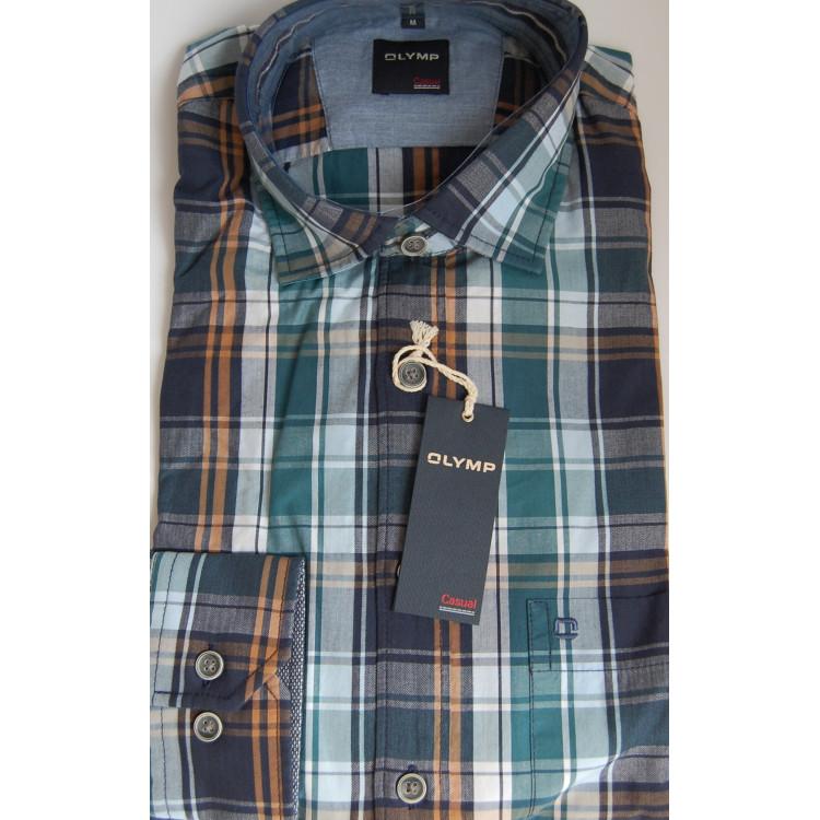Рубашка Olymp 4402-64-88 разноцветная