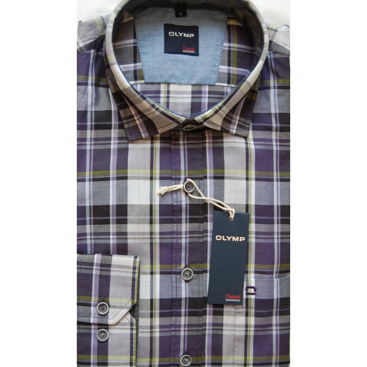 Рубашка Olymp 4450-64-97 разноцветная
