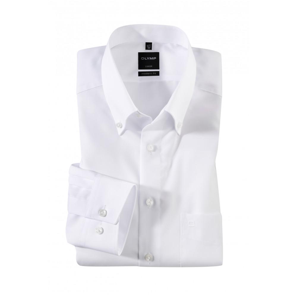 Рубашка Olymp Luxor Modern Fit 0303-64-00 белая